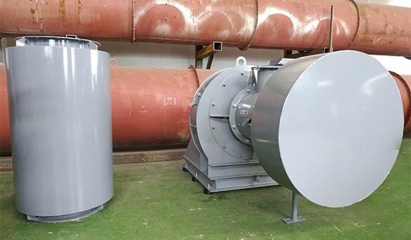 锅炉风机中液力耦合器的优点