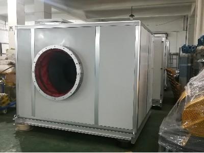 柜式离心风机如何安装能使减震效果达到最佳?