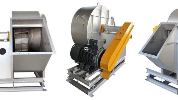 工业不锈钢离心风机定制_专为工业生产系统设计_佰斯拓