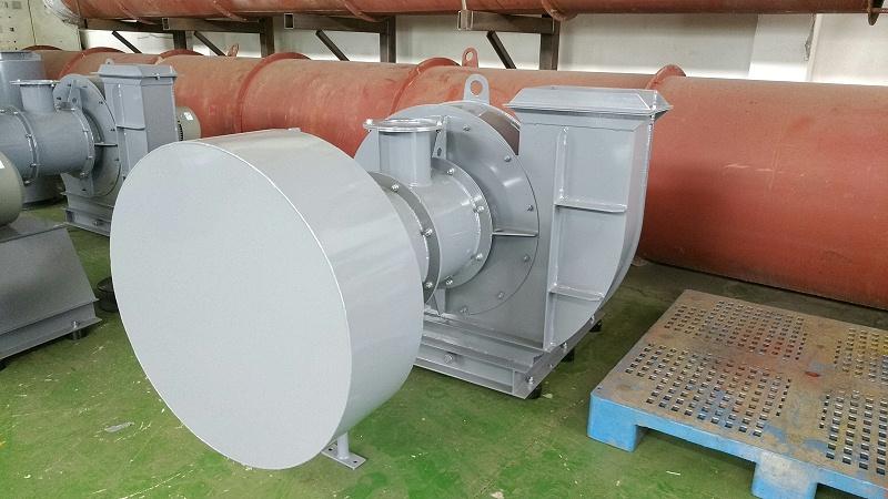 低噪音离心风机一消声器概述