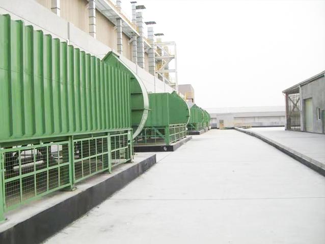 台塑集团长期使用佰斯拓高压离心风机