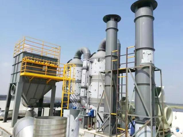 佰斯拓成为荣成环保科技轴流风机长期供应商