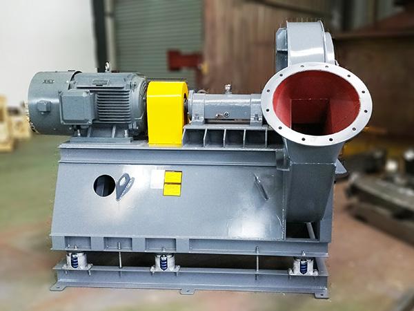 离心风机厂家分析除尘离心风机的作用