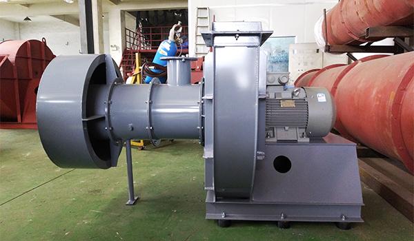锅炉风机的变频调节方法