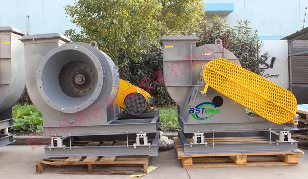 工业窑炉风机使用前的6项检测工作