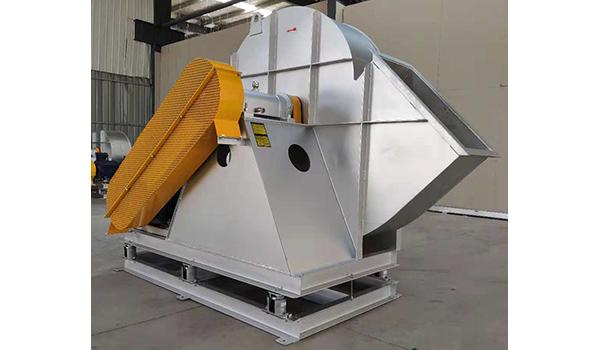 烘干生产线离心风机的安装注意事项