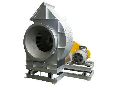 矿用除尘风机的用途及特点