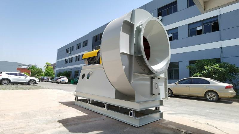 工业除尘风机怎样清洗方便?