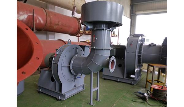分析两种用途的高压离心风机