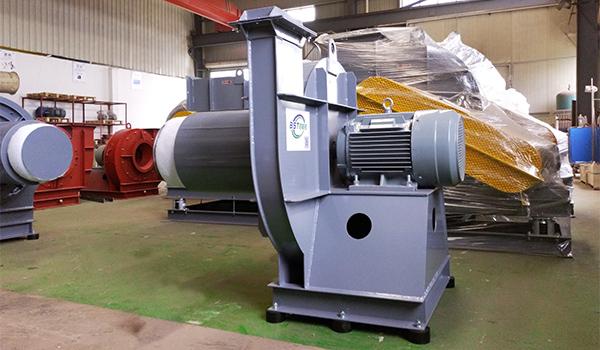 锅炉风机的液力耦合器风量调节法