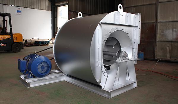 如何在干燥系统中布置烘干生产线风机