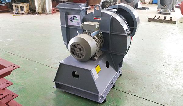 锅炉风机的磁力耦合器风量调节法